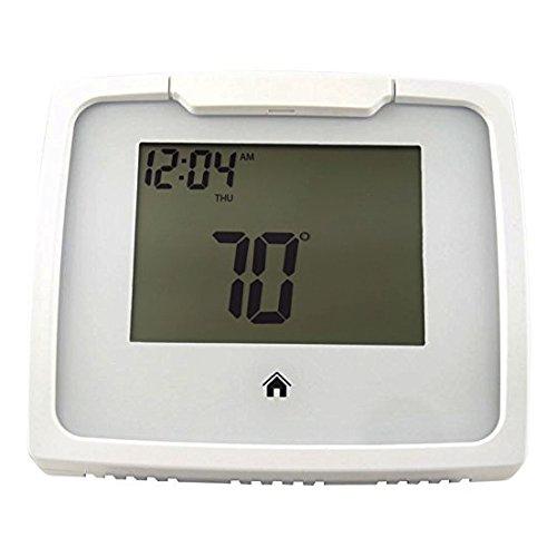 ICM Controls I1010WH ICM I3-Series Touch Thermostat, 7-Da...