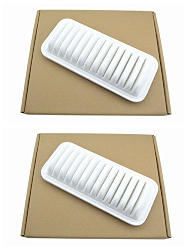 2pcs Bi-Trust FTE00014 Engine Air Filter for Citroën·C1 2005-2015 Daihatsu·Sirion 2005-2015 Peugeot·107 2005-2015 Subaru·Justy 2007-2015 Toyota·Aygo 2005-2015 Toyota·Urban Cruiser 2009-2015