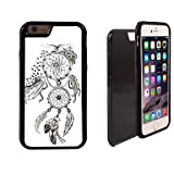 Dream Catcher Design 2 in 1 Hybrid Armor Full-Body Dual Layer Shock-Protector Slim Case for iPhone 6 Protective Smartphone Shell