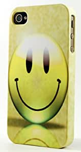 Happy Organic Smiley Face Dimensional Case Fits iPhone 6