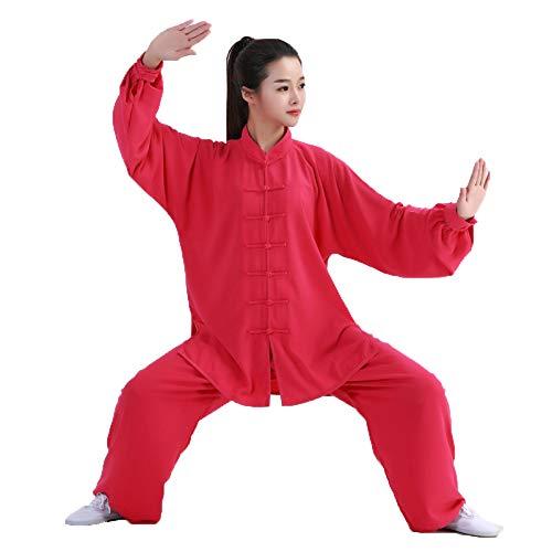 tai chi Uniforme Mujeres Wing Chun Qi Gong Ropa Kung Fu ...