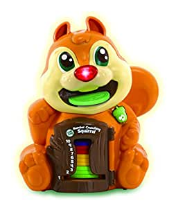 LeapFrog Number Crunching Squirrel Electronic Toys