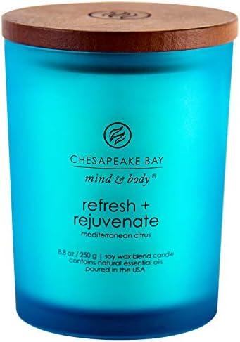 Chesapeake Bay Candle Rejuvenate Mediterranean product image