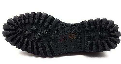 MARIA JAEN Women's Loafer Flats Blue tWzd7
