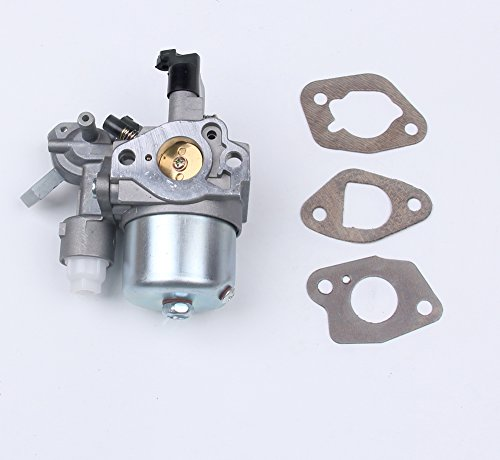 BH-Motor New Carburetor Carb with gaskets for Robin Subaru Robin Subaru EX21 Overhead Cam Engine 278-62301-50 278-62301-60 (Robin Motor)