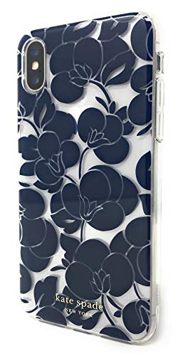 6afce7d7f1 Kate Spade New York Breezy Floral iPhone Xs/iPhone X Case, Blazer Blue
