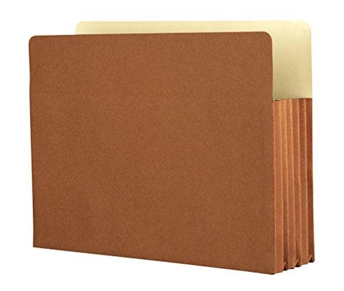 Expanding File Folder, Letter Size File Organizer, 5.25 INCH Expanding Accordion Folder (10)