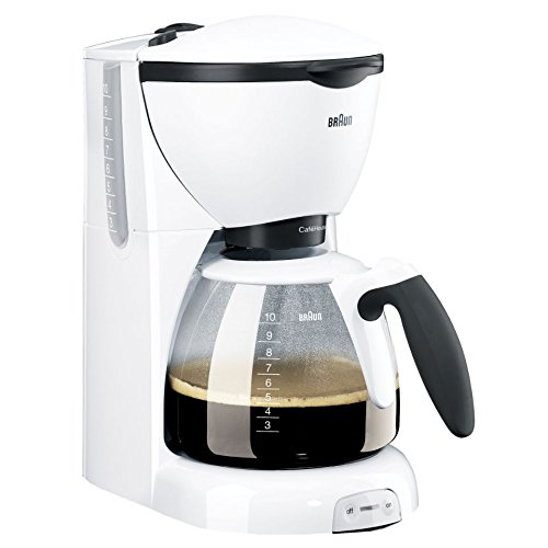 Braun KF520 10 Cups Coffee Maker 220-240 Volts 50Hz Export Only by Portugalia Sales