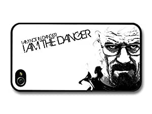 Accessories Breaking Bad Walter White I Am The Danger Quote case For Samsung Galaxy S3 I9300 Case Cover