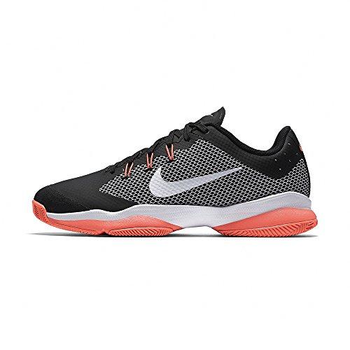 Femmes Nike Zoom Air Chaussure Ultra Tennis Noir / Rose