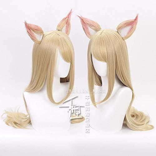 Ahri hair _image0