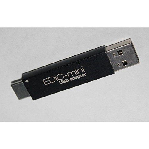 USB adapter for Edic-mini Tiny+ A77, B76, B73, E71, B80, A83, A81, ()