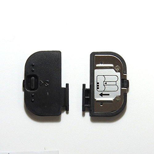 Shenligod Battery Door Cover Lid Cap Replacement For Nikon D200 D300 D300S D700 SLR Digital Camera Repair Part 2PCS