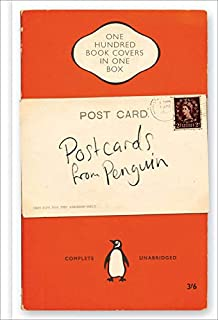 Postcards from Penguin: One Hundred Book Covers in One Box (0141044667) | Amazon Products
