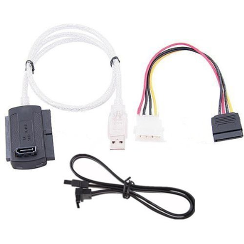 USB 2.0 SATA IDE Converter - 3