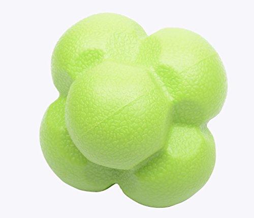 Fitness hexagonal reaction ball ...