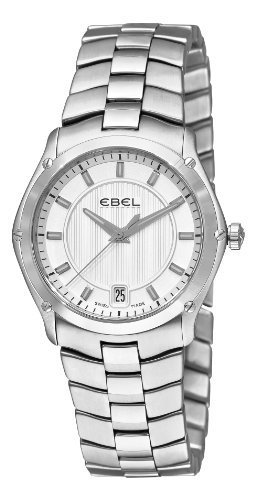 Ebel Women's 9954Q31/163450 Classic Sport White Dial Watch