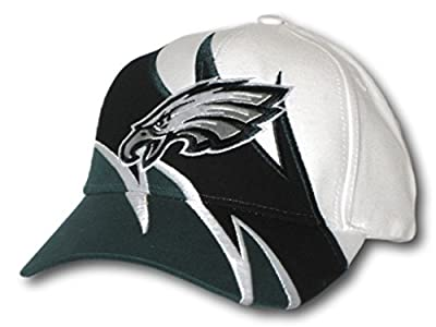 Philadelphia Eagles Structured Adjustable Hat Lid Cap by Fan Apparel