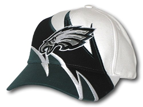 Philadelphia Eagles Structured Adjustable Hat Lid (Baseball Hat Cap Lid)