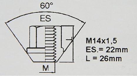 Mayoaoa Voltm/ètre num/érique Rond 22 mm AC 50-500 V 0-100 A
