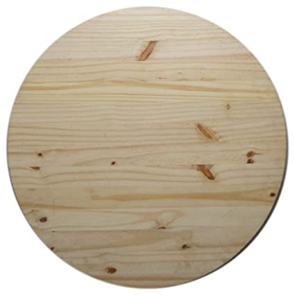 Superieur Allwood 1u0026quot; X 18u0026quot; Round PineTable Top / Project Panel