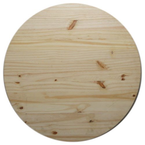 Allwood Round Table Top, 5/4'' (1.25'') x 30'' Pine Round Panel