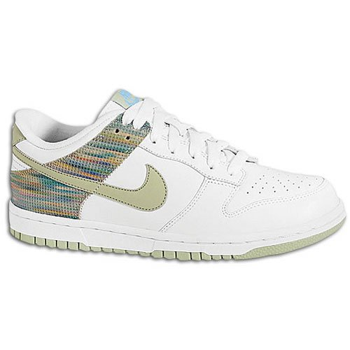 Nike Womens Dunk Low White 309324-131 9.5