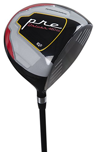 Pinemeadow Pre Driver (Right-Handed, Graphite, Regular, 10.5-Degrees) by Pinemeadow