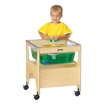 Jonti-Craft See-thru Sensory Table - Childrens