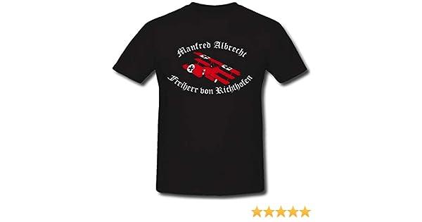 Camiseta de Manfred Albrecht, 1917, conocido como el «Barón Rojo ...