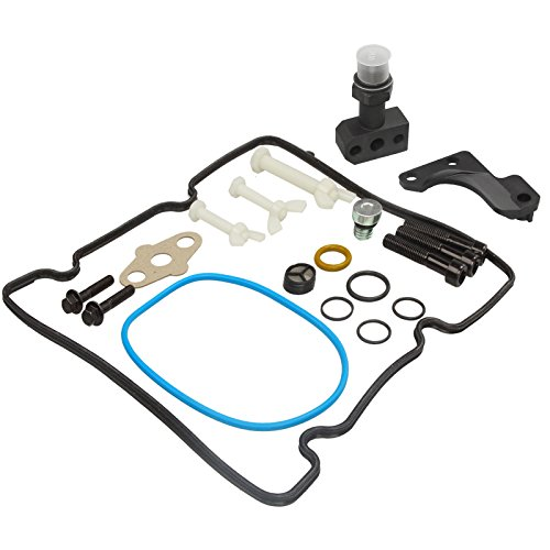 Injection Kit Fuel Update (yjracing Fitting Upgrade Kit IPR Screen Fit For Ford 6.0L Powerstroke Diesel STC HPOP 4C3Z-9B246-F)