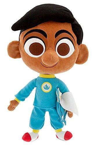 [Disney store Sanjay Plush doll - Pixar Short Film Sanjay's Super Team - 16''] (Winnie The Pooh Cast Costumes)