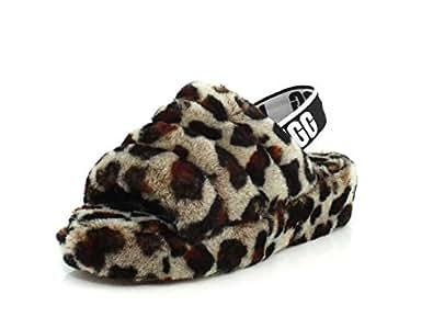 c196f89eaba UGG Women's Fluff Yeah Slide Sandal