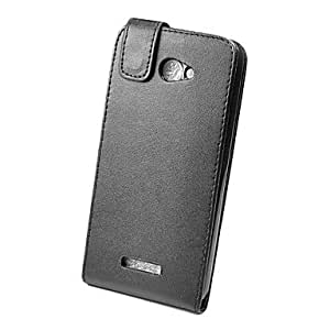 Elegant Ultra-thin PU Leather Cover Case for HTC X920E Butterfly 5Inch Screen