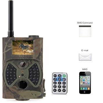 VIO Cámara de vigilancia infrarroja automática de la supervisión de la cámara de la caza del