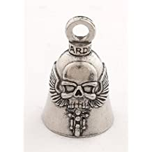 Ghost Rider Guardian Bell Motorcycle - Harley Accessory HD Gremlin NEW Riding Bell Key Ring