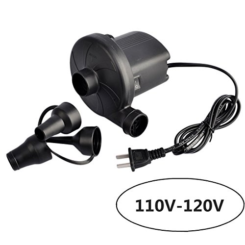 Air Pumps, Petforu Quick-fill 110V-120V AC Electric Pump for