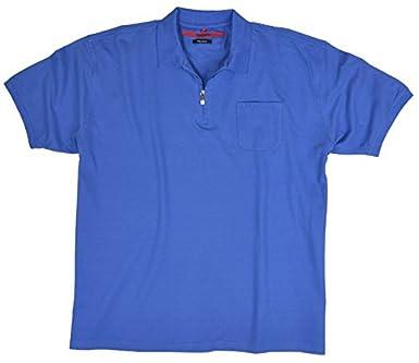 Camiseta Polo Signum Azul Claro Tallas Grandes, 2xl-8xl:6xl ...