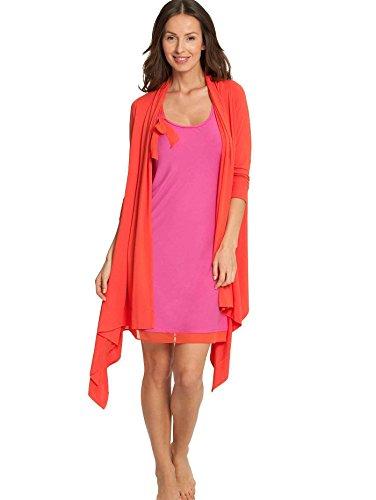 Arm YI2313232 DKNY Nachtkleid Rosa Rosa ohne Damen xq44An