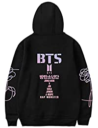 SERAPHY Unisex Sweatshirt Bangtan Boys BTS Hoodies for ARMY