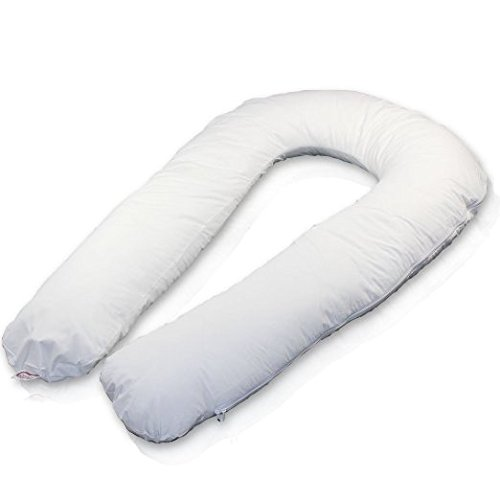 Moonlight Slumber Comfort-U Total Body Support Pillow (Full Size)