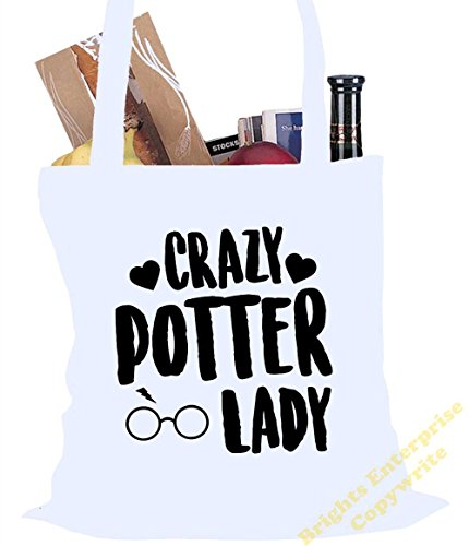 42 litres bag from Beach Birthday An unique or Crazy cm original range wording 10 Shopping 109 Potter Harry Potter reuseable with Lady Size Tote 38 x the our stocking White Christmas Gym tote Bag 4axqwHR