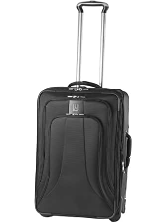 """Travelpro Walkabout Lite 4 24"""" Expandable Rollaboard Suiter - Red"""