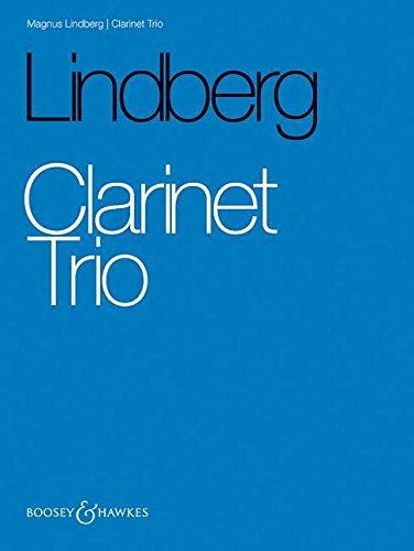 - Clarinet Trio: Clarinet, Cello and Piano