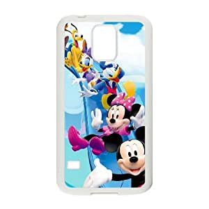 Mickey's Twice Upon a Christmas Samsung Galaxy S5 Cell Phone Case White Lqjvf