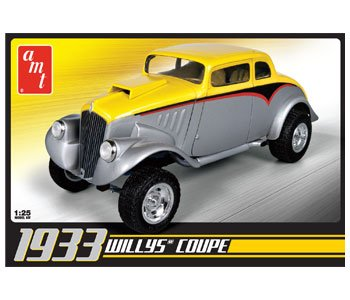 AMT 1933 Willys Coupe Model Kit