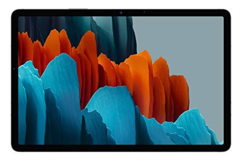 Samsung Galaxy Tab S7 (11 inch, Wi-Fi + LTE, 6 GB RAM, 128 GB Internal) – Mystic Black