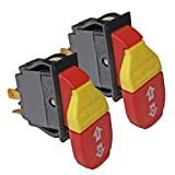 """Skil 3310 10"""" Table Saw (2 Pack) Replacement Switch # 2610958888-2pk"""