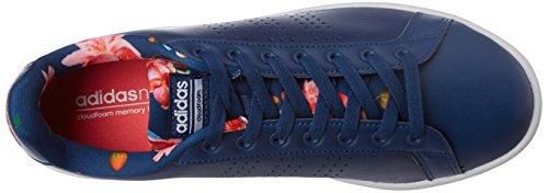 Advantage mysblu mysblu shored Zapatillas Adidas Cloudfoam Mujer Azul Para 0On55Z
