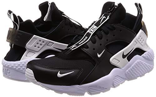 Huarache Nike Chaussures Multisport Prm Homme Zip 2 44 Air blanc Run Indoor Eu 001 Noir 3 xBdq1nZ
